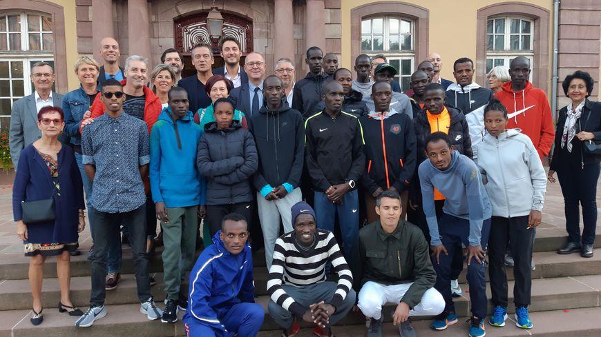 Le record de participations aux épreuves du Lion est déjà battu. Celui du semi marathon pourrait suivre grâce aux performances des athlètes africains.