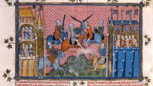 Épisode 1 : Réinventer le récit médiéval