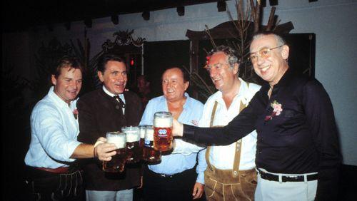 Oktoberfest ou le retour en fanfare de la fierté allemande