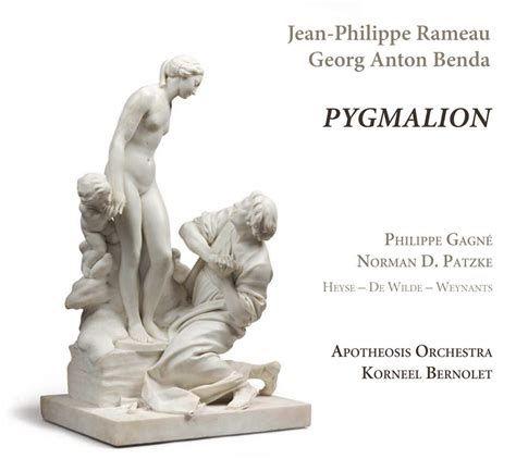 Pygmalion.  Apotheosis Orchestra, Korneel Bernolet