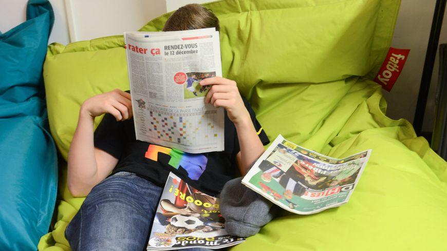 Donner ou redonner le goût de la lecture et de l'écriture aux adolescents, une priorité pour le Département de Vaucluse