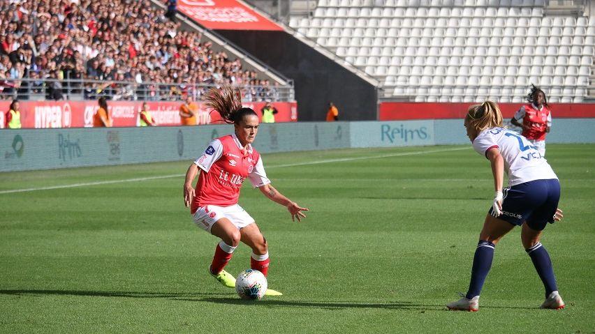 Division 1 Feminine J2 Les Filles Du Stade De Reims S