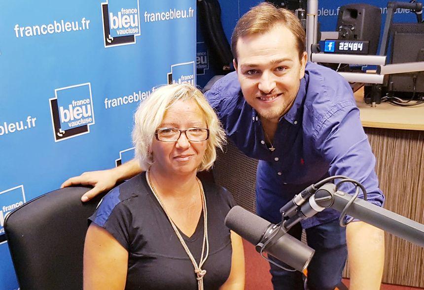 Cathy Allemand et Damien Piro