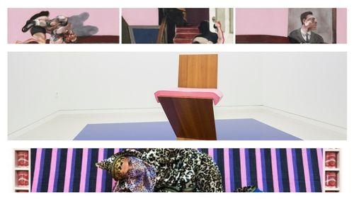 """Arts plastiques : Hommage à Robert Frank, """"Francis Bacon en toutes lettres"""", """"La maison marocaine de la photographie, Carte blanche à Hassan Hajjaj"""", """"Ettore Spalletti, ombre d'azur, transparence""""..."""