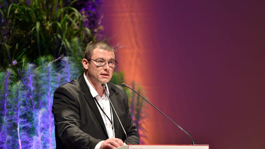 Rémi Jousserand le patron des Jeunes Agriculteurs dans la Loire promet des actions à venir.