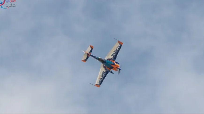 Ce championnat du Monde de voltige aérienne à Châteauroux restera dans les annales