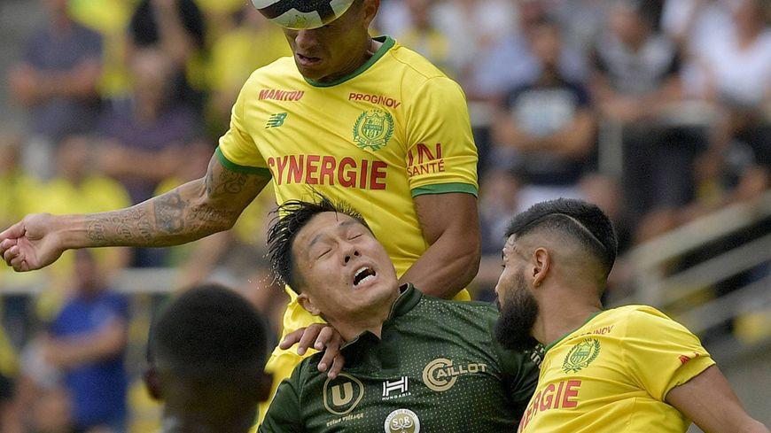 La saison passée, le FC Nantes avait concédé le match nul (0-0) sur sa pelouse, face au Stade de Reims.