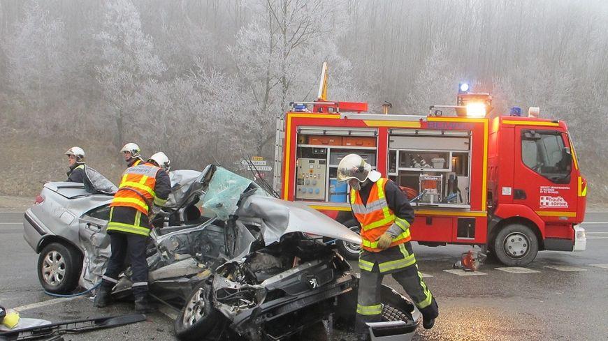 En Haute-Savoie, le nombre de morts sur les routes depuis le début de l'année est déjà supérieur à celui de 2018. (Image d'illustration)