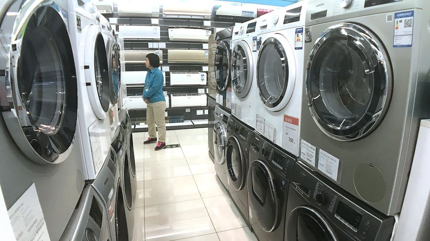 Le lave-linge est présent dans 97% des ménages français.