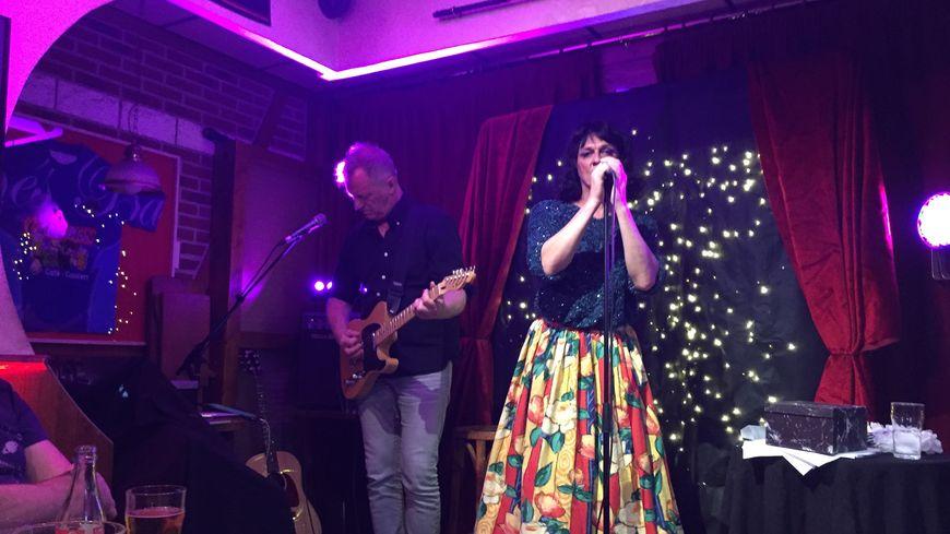 La Chantal et François Long, en concert à Amiens