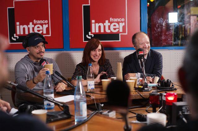 Alexandre Astier, Pénélope Bagieu et Mathieu Sapin