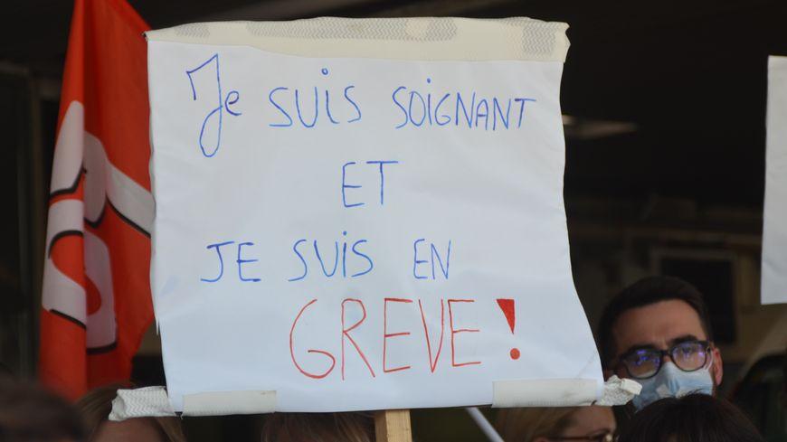 les urgences de Saint Etienne veulent étendre le mouvement