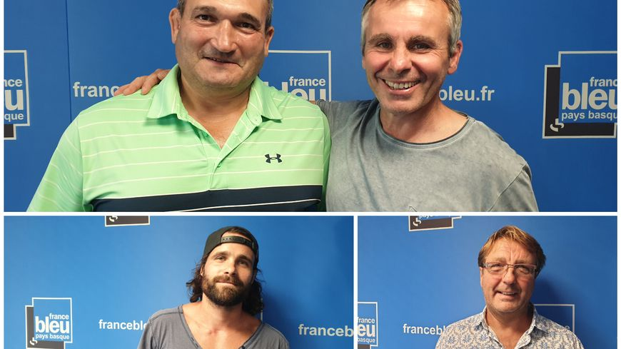 Jean-Michel Gonzalez, Serge Milhas, Thomas Decock et Raymond Darricarrere étaient les invités de 100% Club