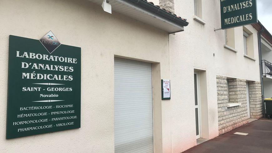 Le laboratoire Novabio Saint-Georges à Périgueux, comme bon nombre de sites en France, restera fermé tous les après-midis jusqu'au mardi 1er octobre