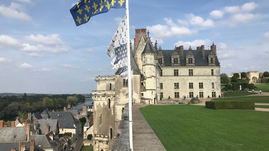 Le château d'Amboise a eu beaucoup de succès grâce aux 500 ans de la Renaissance