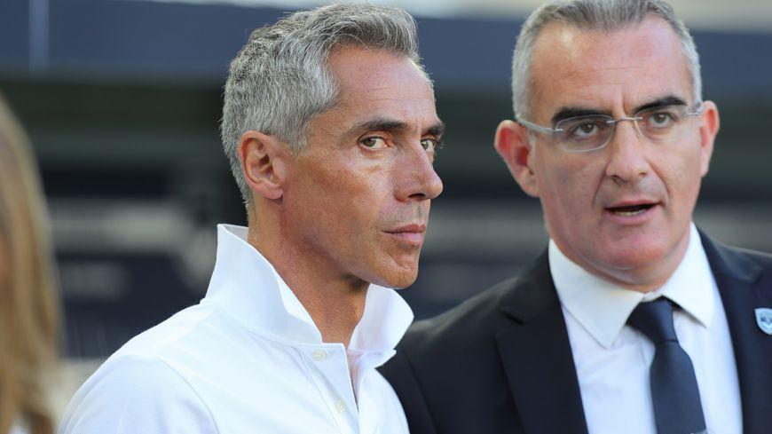 Eduardo Macia tente, avec des moyens financiers limités, de satisfaire les demandes du coach Paulo Sousa.