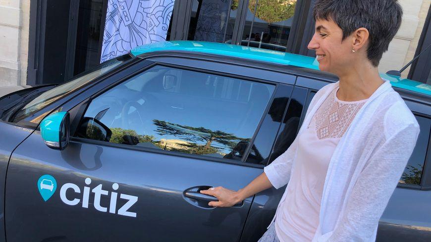 Céline Soulié directrice de Citiz à Toulouse