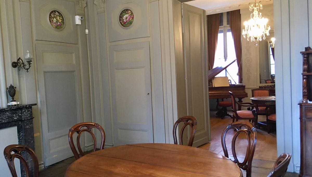 Demeure D Antan Périgueux lille : la maison natale de charles de gaulle va fermer un