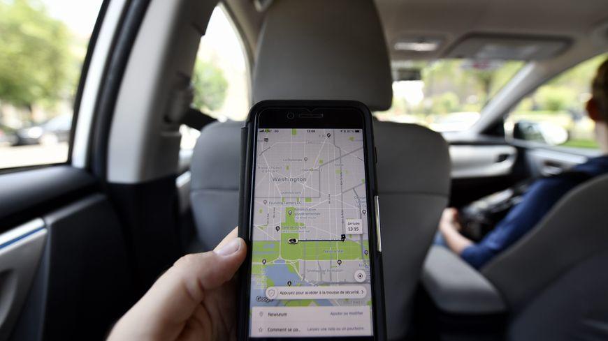 L'application Uber fait officiellement son apparition à Metz