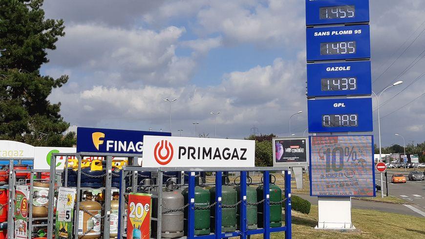 Le prix moyen du litre de gazole devrait revenir dans les prochains jours à 1,43 euros