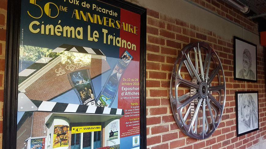 le trianon à Poix de Picardie