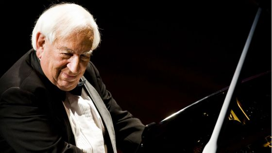 Daniel Wayenberg à Haarlem aux Pays-Bas, en concert pour ses 80 ans