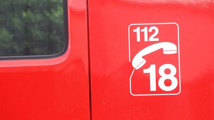 Les pompiers sont restés plusieurs heures sur place