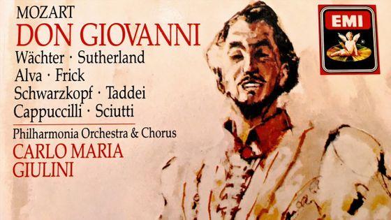 Don Giovanni de Mozart, 1959