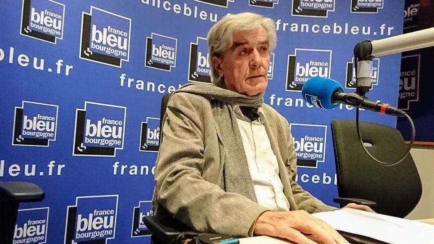 Michel Huvet, journaliste au Bien Public à la retraite