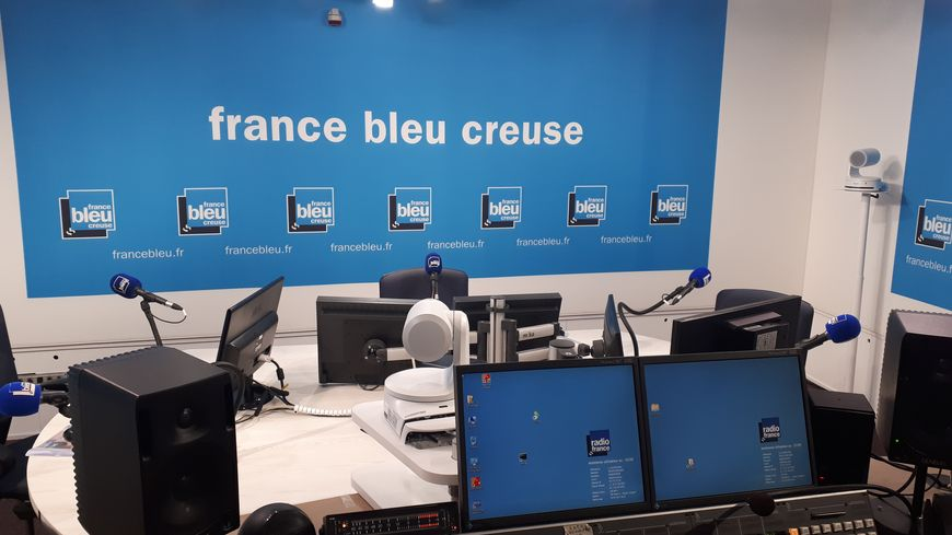 Le studio de France Bleu Creuse à découvrir dès ce lundi sur France 3 en Creuse