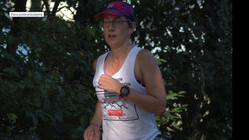 Pascaline Metzger va s'élancer ce dimanche pour le semi-marathon de Colmar
