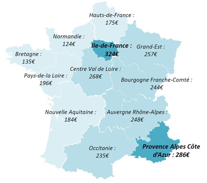 Selon le sondage Odoxa Leetchi, les Français sont moins généreux cette année