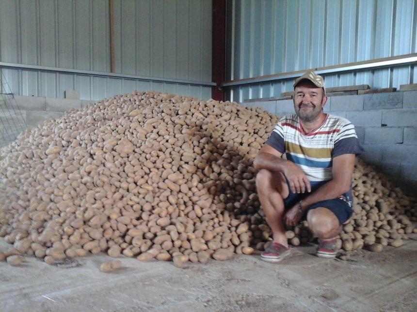 Patrice Beudet, plutôt pommes de terre, carottes ou poireaux ! - Radio France