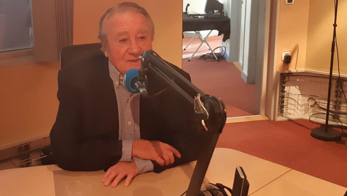 Jean-Pierre Soisson revient sur la naissance de France Bleu Auxerre