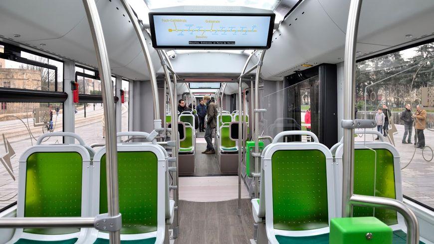 """Le nouvel espace vitré du """"e-Busway"""""""