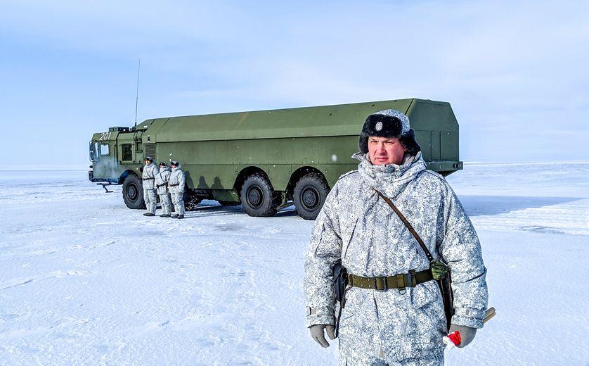 Changement climatique : les nouveaux fronts de l'Arctique