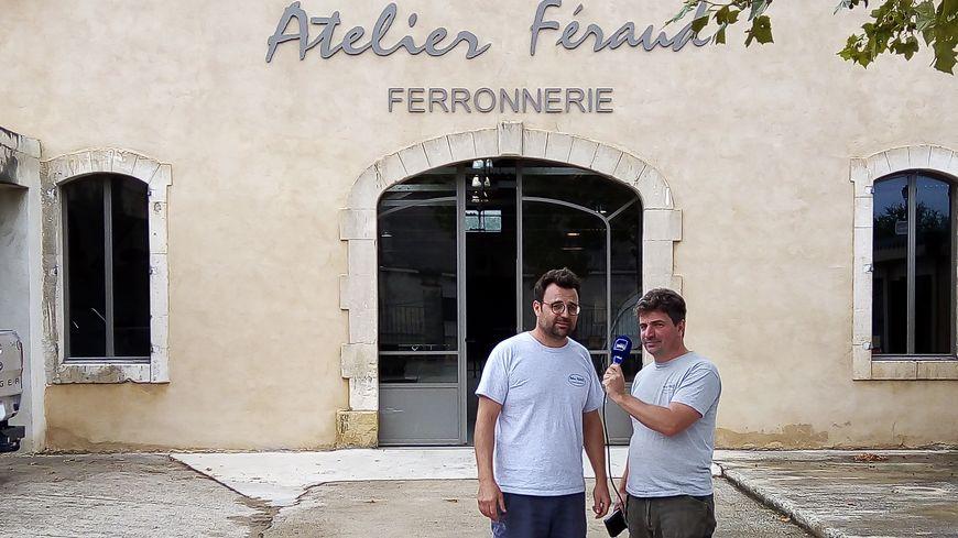 Auto-interview des Frères Féraud, Olivier et Julien