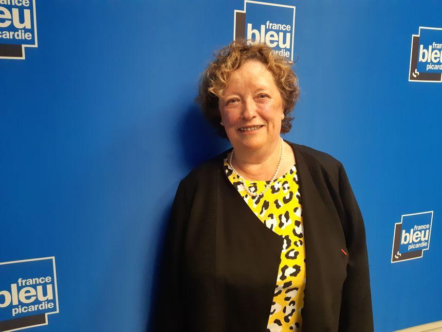 Brigitte Fouré, le maire d'Amiens