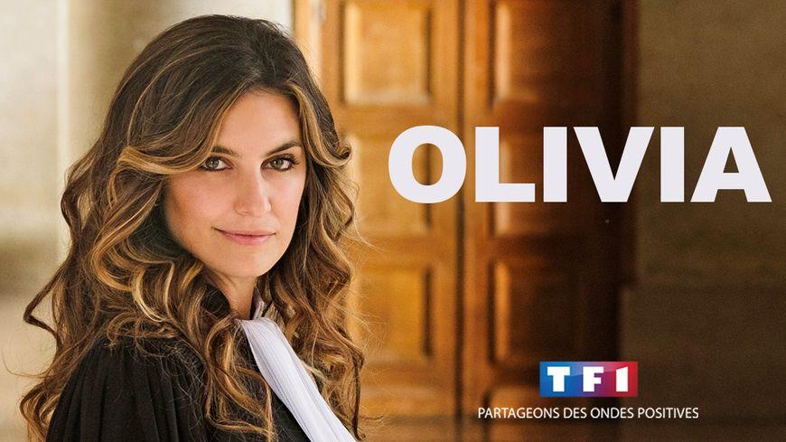 Laëtitia Milot dans Olivia sur TF1