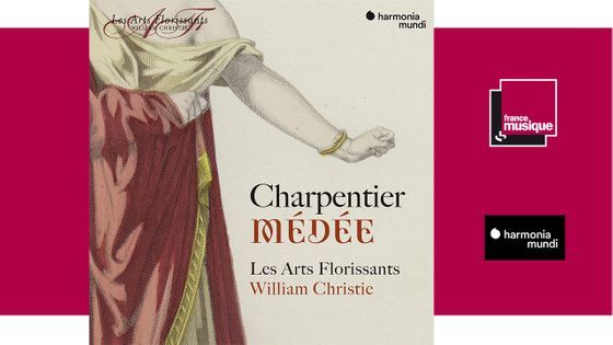 Marc-Antoine Charpentier : Médée