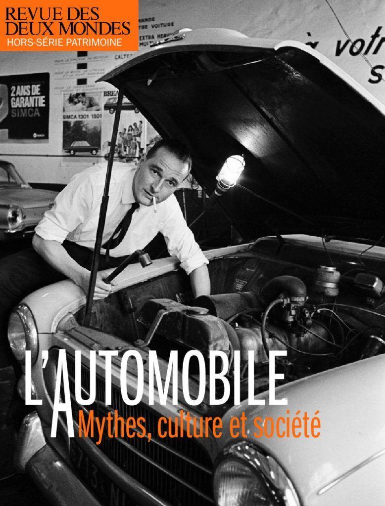 Chirac en 1967 à la Une du hors-série de La Revue des deux mondes, en 2018