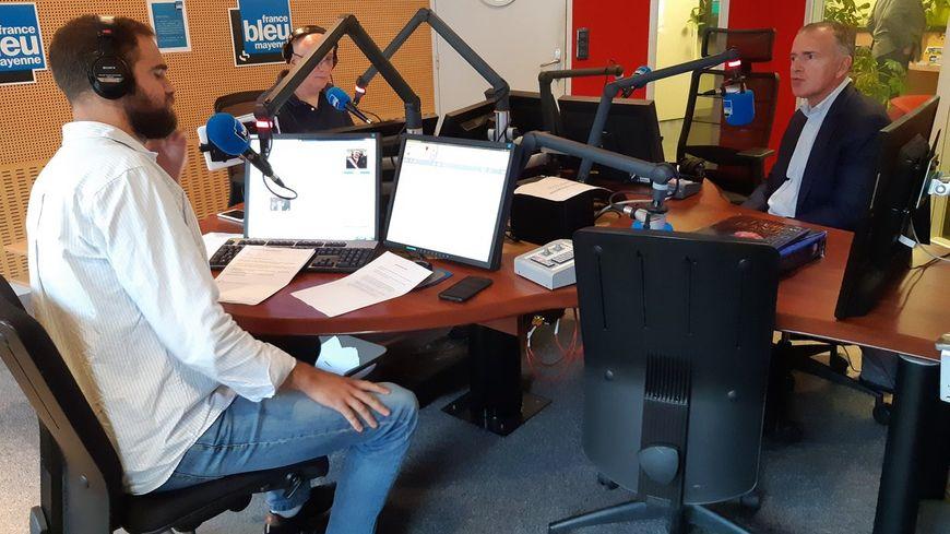 Émission spéciale sur France Bleu Mayenne ce jeudi 26.09.2019.