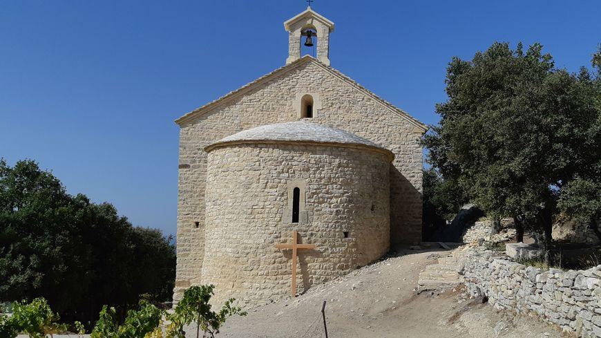 L'église saint Hilaire de Beaumes-de-Venise vient d'être restaurée