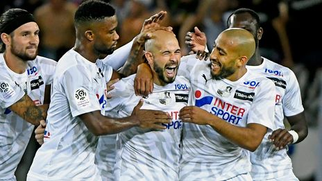 Football - L'Amiens SC ambitieux avant son déplacement à Metz en Ligue 1
