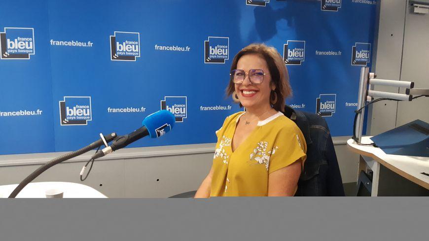 Sandra Pereira secrétaire départementale CGT64