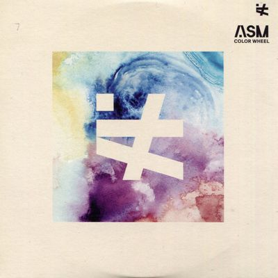 "Pochette de l'album ""Color wheel"" par ASM (A State of Mind)"