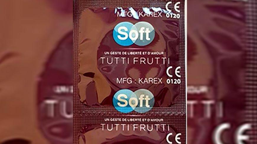Le produit est commercialisé sous l'appellation Tutti Frutti.