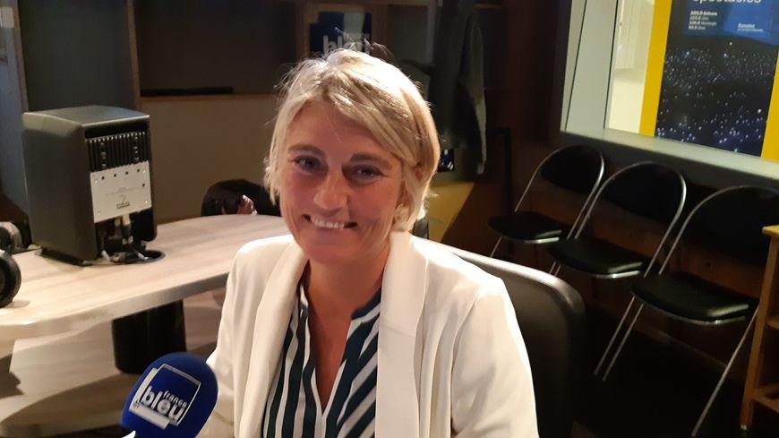 Stéphanie Rist la députée LREM du Loiret