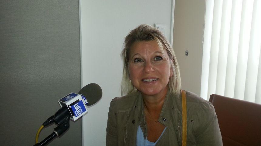 Lydie Le Reste, présidente de la Fabrique à Sourires, à Bourges