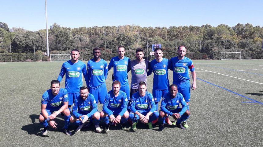 Les footballeurs de Saint-Estève continuent l'aventure en coupe